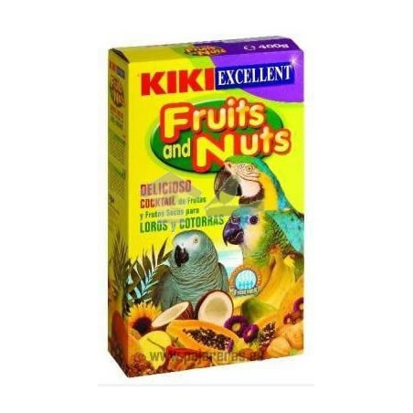 kiki fruits and nuts