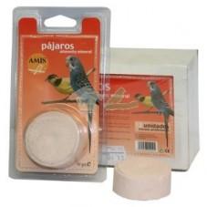 Bloque mineral para canarios y periquitos