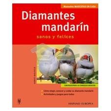 Diamantes mandarín (Mascotas en casa)