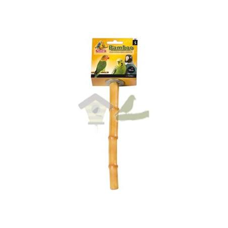 Percha bamboo Agapornis