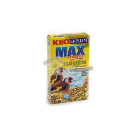 KIKI MAX MENÚ Jilgueros 400 gr