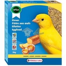 Pasta seca para canarios...