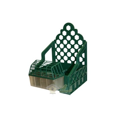 Casillero Plástico Verde