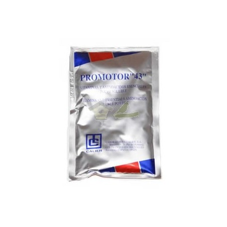 Promotor 43 - Vitamina + Aminoacidos