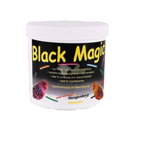 BLACK MAGIC 500 gr  canarios negros, bronces, cobres y lizard