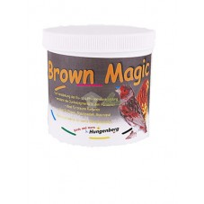 BROWN MAGIC 500 gr canarios brunos y sus variedades feo, pastel