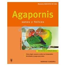 Agapornis (Mascotas en casa)