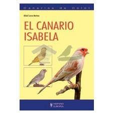 El canario isabela (Canarios de color)