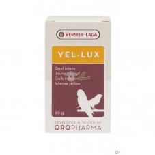 Yel-Lux pigmentante amarillo 20 gr