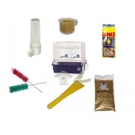 Pack de inicio para canarios 1