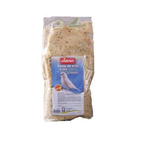 Jarad pasta de cria blanca humeda con almedras