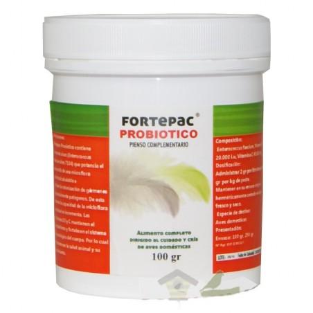 Fortepac Probiotico 100 grs