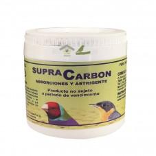 SupraCarbón - Absorciones y astrigente 100 grs