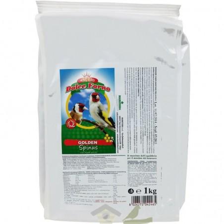 Pasta Jilgueros Golden Spinus Dry 1 kg