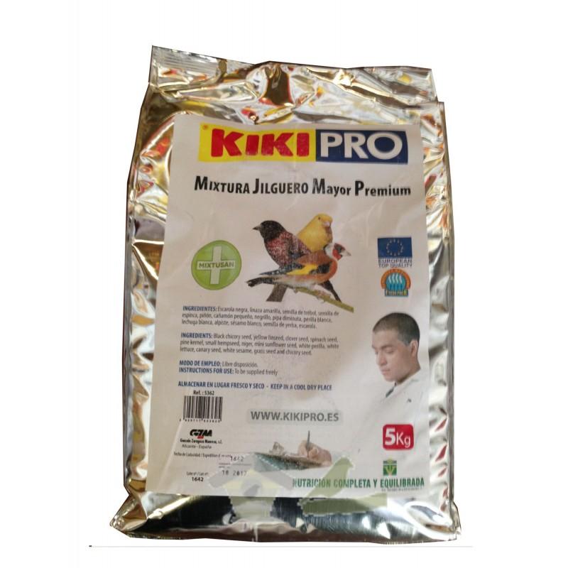 Mixtura Jilguero Mayor Premium KIKI