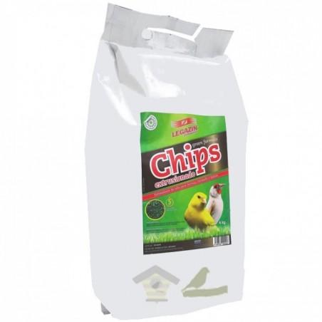 Chips Extrusionado con Dore