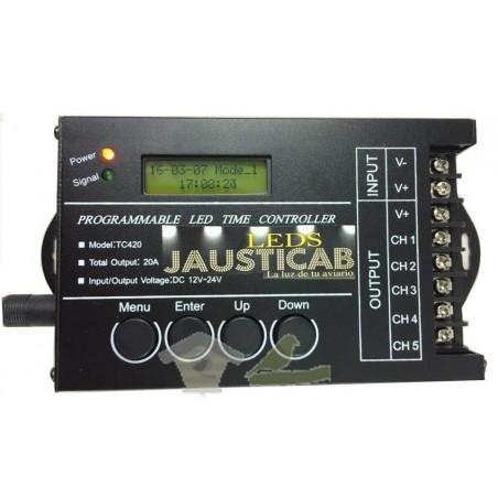 Programador Amanecer/Anochecer Para LED (PA420)