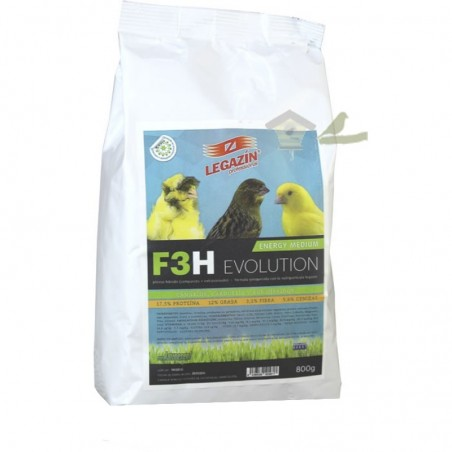 LEGAZIN F3H ENERGY MEDIUM EVOLUTION