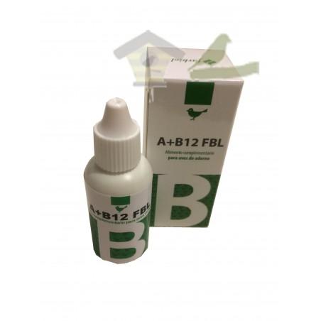 FBL A+B12 (Para Canarios Blancos)