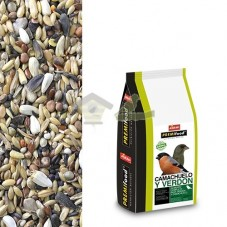 Mixtura Premifood Camachuelos y Verderones 700 Grs