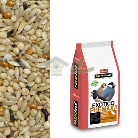 Exoticos Premium 5 kg
