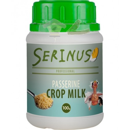 Passerine Crop Milk
