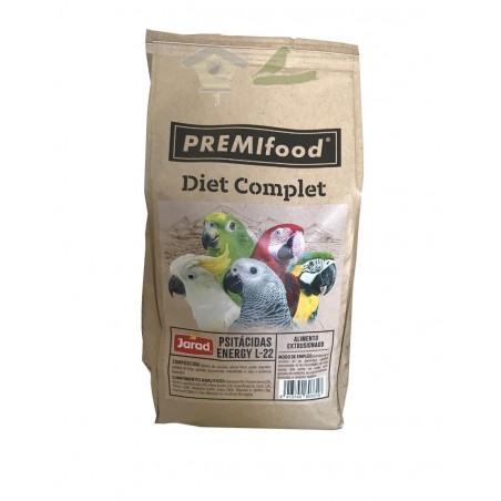 Jarad Diet Complet Psitacidas Energy L-22