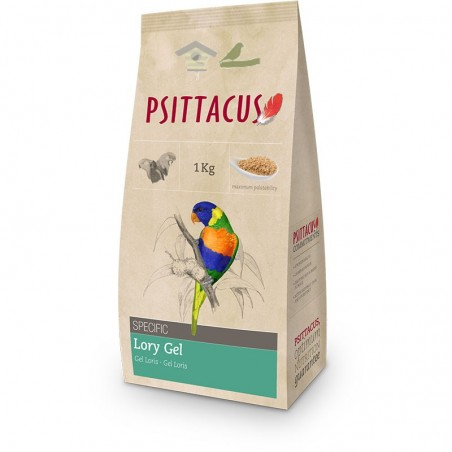 Psittacus Lory Gel