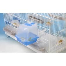 Bañera Exterior Molde Aves